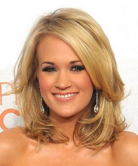 The Best Medium Layered Hairstyles For Fine Hair Pictures