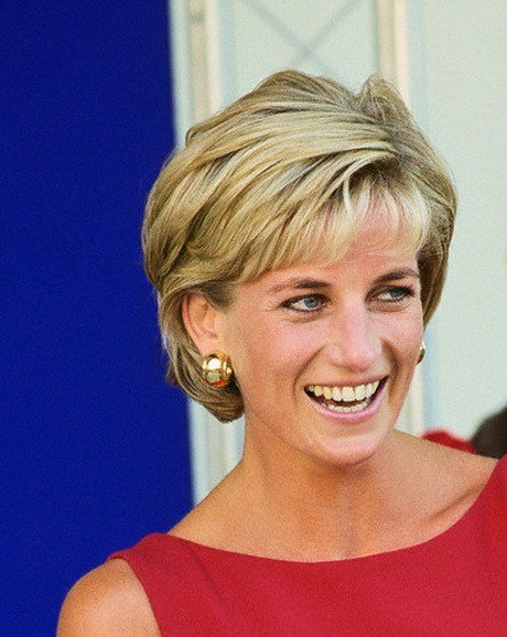 The Best Princess Diana Hairstyles Short Hair Pictures