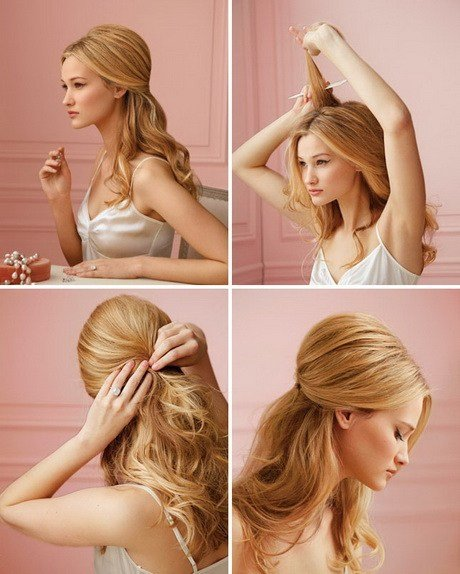 The Best Prom Hairstyles To Do At Home Pictures