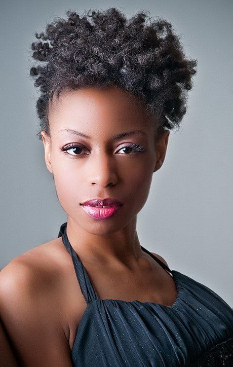 The Best Short Afro Hairstyles For Black Women Pictures