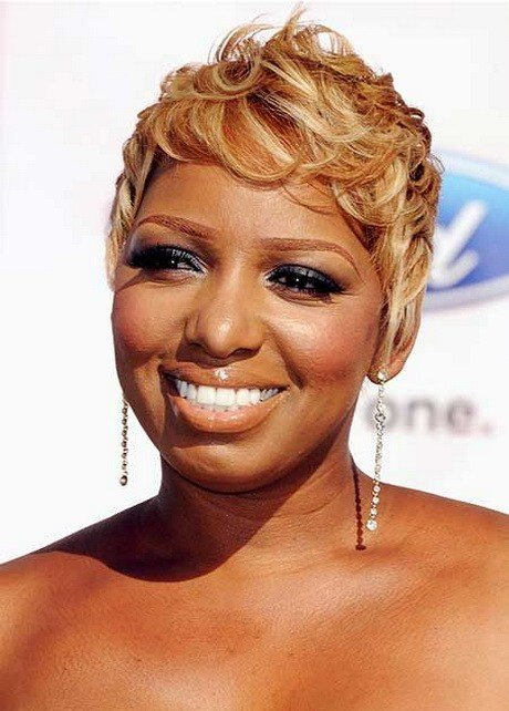 The Best Short Blonde Hairstyles For Black Women Pictures