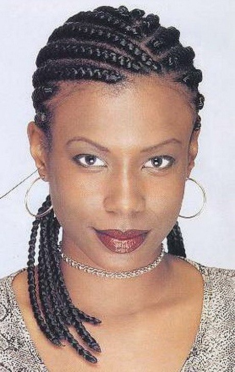 The Best Short Braided Hairstyles For Black Women Pictures