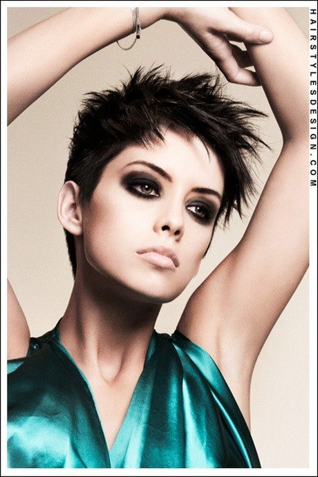 The Best Short Fun Hairstyles Pictures