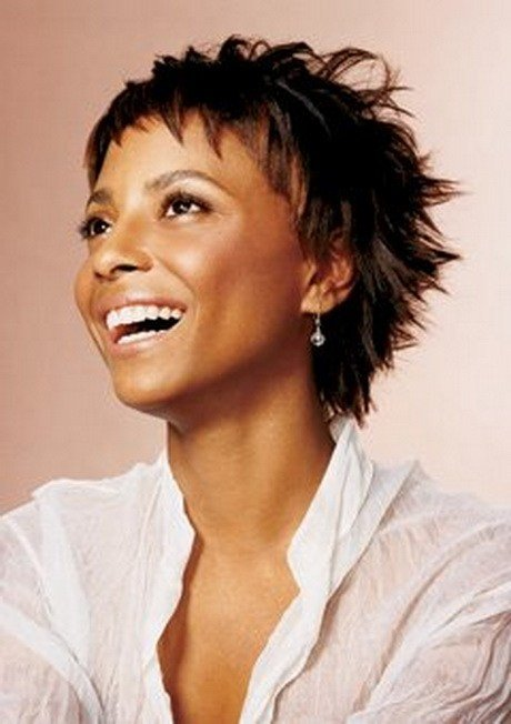 The Best Short Hair Styles For Black Women Over 40 Pictures