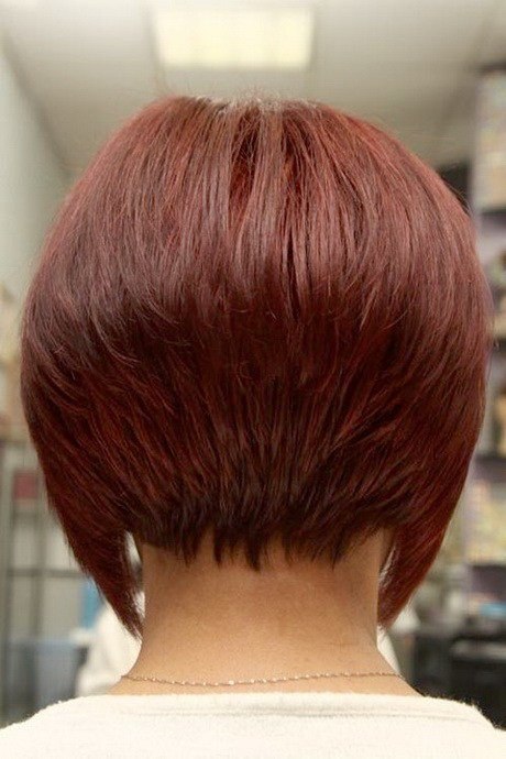 The Best Short Haircuts Back View Pictures