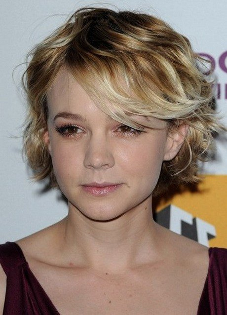 The Best Short Haircuts For Fine Curly Hair Pictures