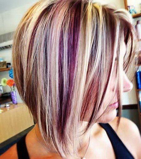 The Best Short Hairstyles And Color Pictures