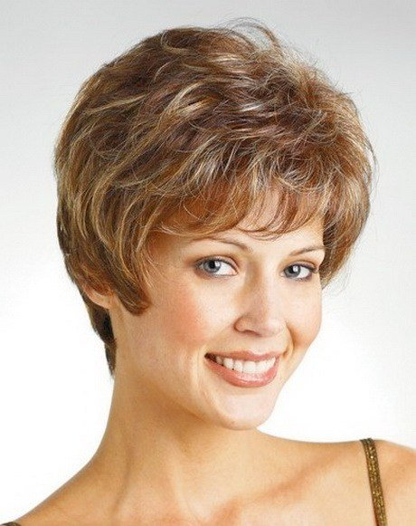 The Best Short Hairstyles For Middle Aged Women Pictures