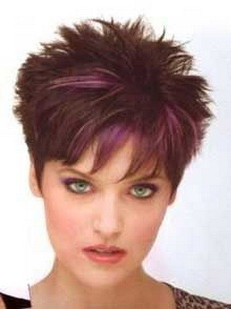 The Best Short Spiky Haircuts For Women Pictures