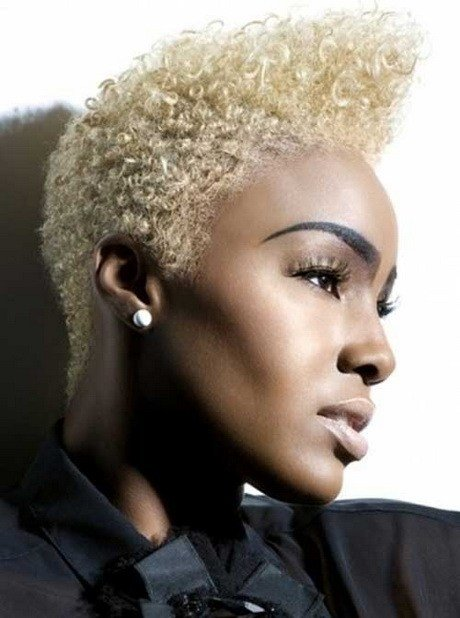 The Best Short Textured Hairstyles For Black Women Pictures