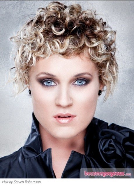 The Best Super Short Curly Hairstyles Pictures