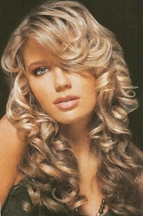 The Best Unique Curly Hairstyles Pictures