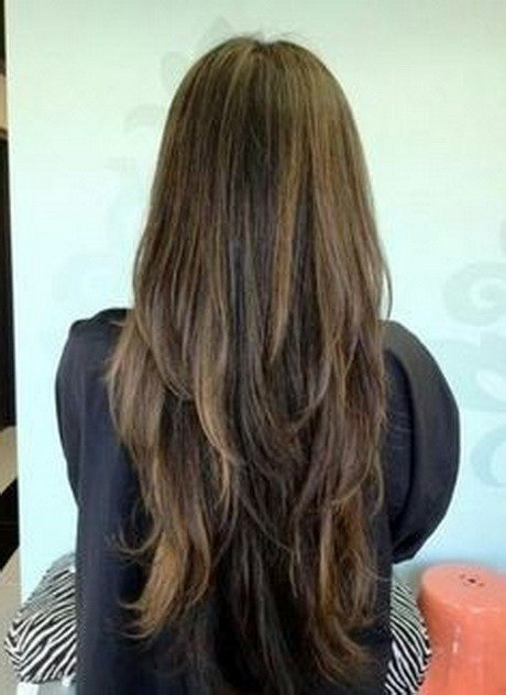 The Best V Shaped Layered Haircut Pictures