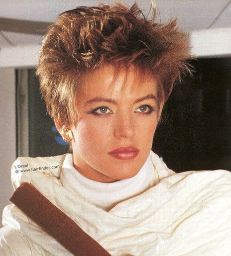 The Best 80S Hairstyles For Short Hair Pictures