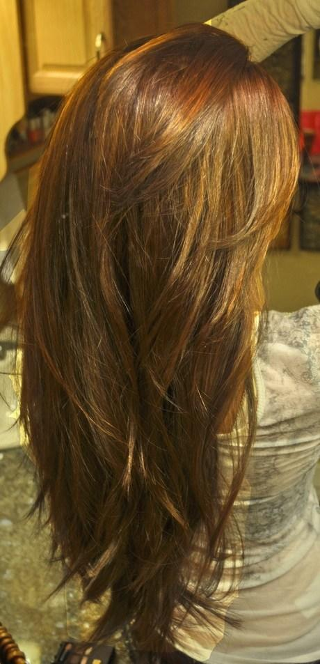 The Best Hairstyles V Cut Long Hair Pictures