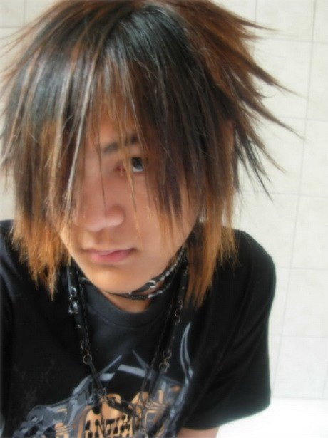The Best J Rock Hairstyles Pictures