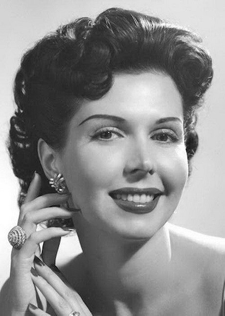 The Best Hairstyles 1950 Pictures