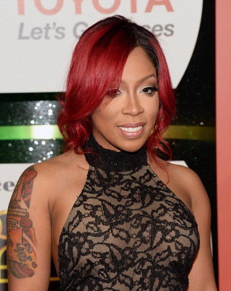 The Best K Michelle Short Hairstyles Pictures