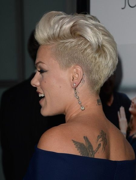 The Best P Nk Hairstyles 2017 Pictures