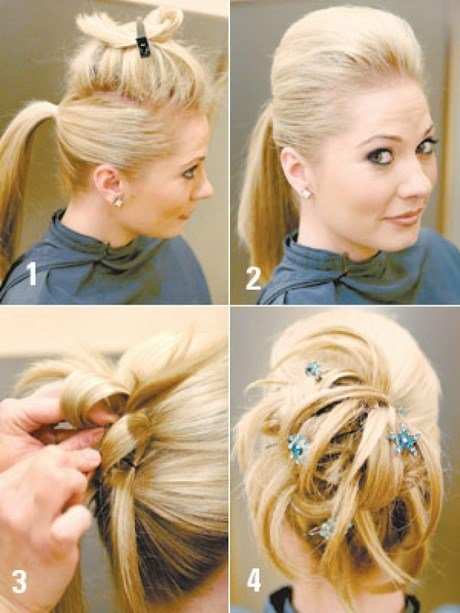 The Best Cute Hairstyles To Do At Home Pictures