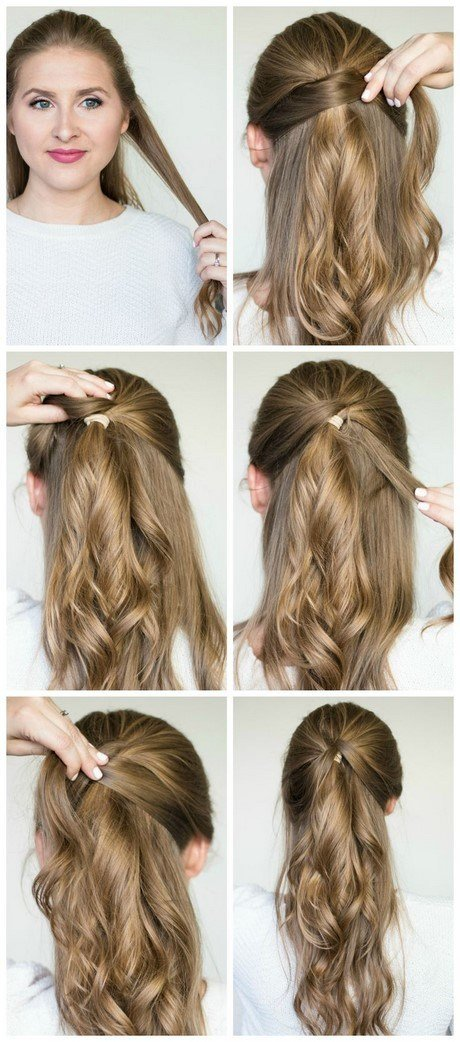 The Best Quick N Easy Hair Styles Pictures