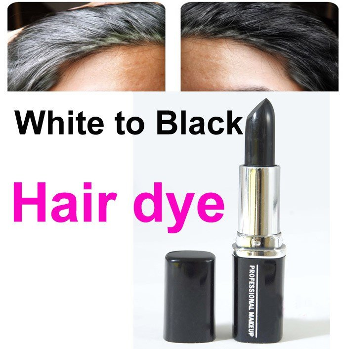 The Best Aliexpress Com Buy Temporary Hair Dye Black Brand Hair Pictures