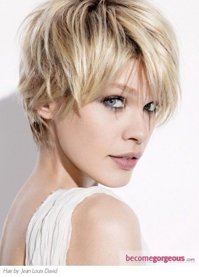 The Best Pictures Short Hairstyles Short Choppy Layered Haircut Pictures