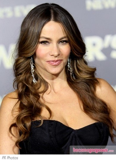 The Best Pictures Sofia Vergara Hairstyles Sofia Vergara Glossy Pictures