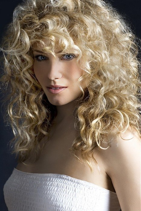 The Best Naturally Curly Hairstyles Pictures