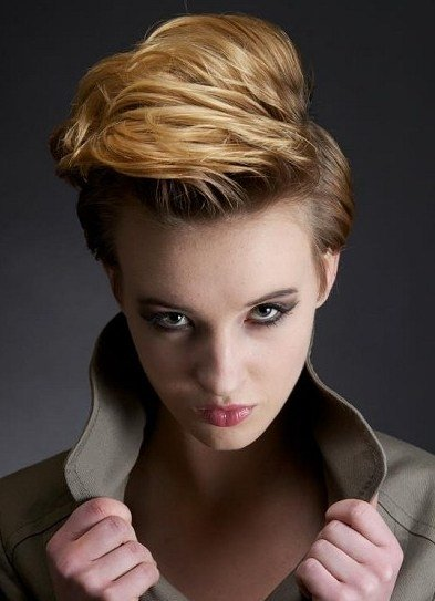 The Best Chic Spring Short Hairstyle Ideas Pictures