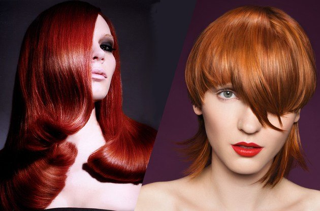The Best Red Hair Color Ideas Try The One That Suits You Best Pictures