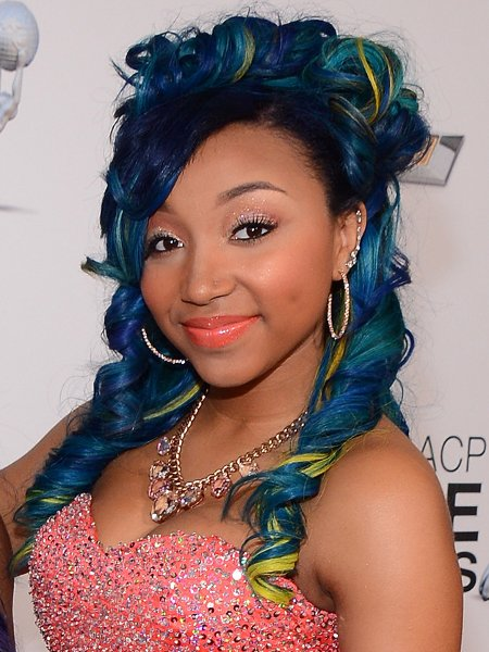 The Best Pictures *Mg Girlz Hairstyles Zonnique Pullins *Mg Pictures