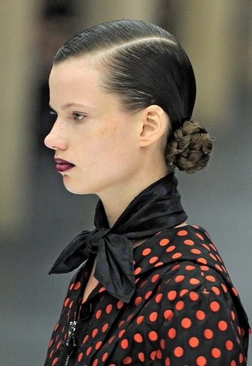 The Best 2013 Hairstyle Trends From Paris Fashion Week Pictures