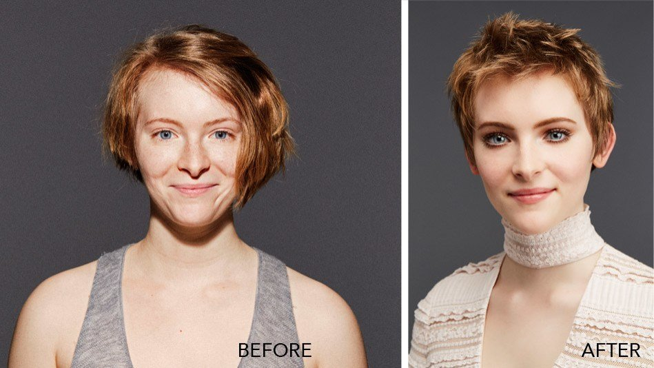 The Best Before And After Fixing Bad Haircuts Pictures