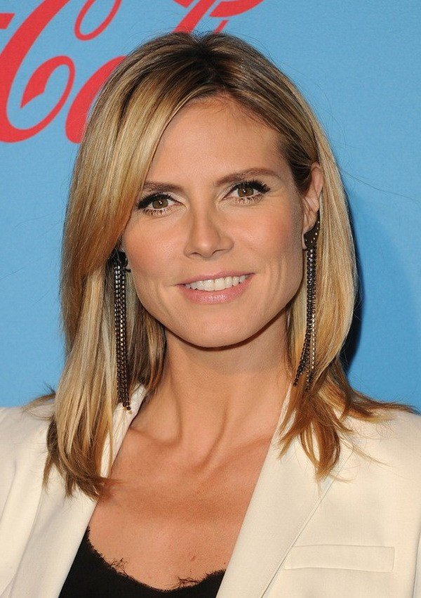 The Best Heidi Klum Hairstyles Celebrity Latest Hairstyles 2016 Pictures