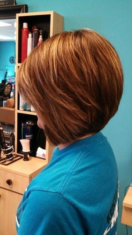 The Best 30 Super Hot Stacked Bob Haircuts Short Hairstyles For Pictures
