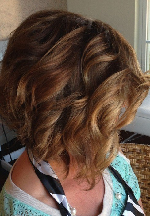 The Best 30 Popular Stacked A Line Bob Hairstyles For Women Pictures