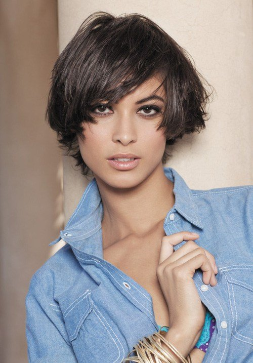 The Best 20 Great Short Hairstyles For Thick Hair Styles Weekly Pictures