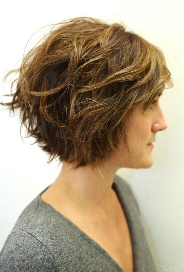 The Best 20 Delightful Wavy Curly Bob Hairstyles For 2016 Styles Weekly Pictures