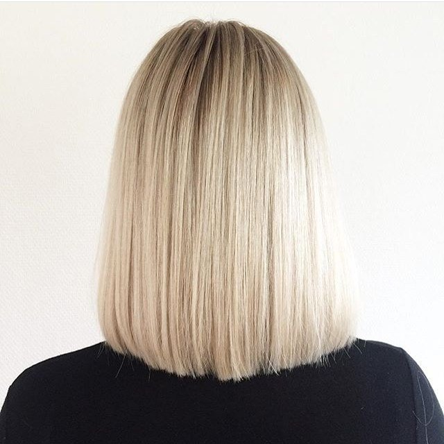 The Best 50 Amazing Blunt Bob Hairstyles 2019 – Hottest Mob Lob Pictures