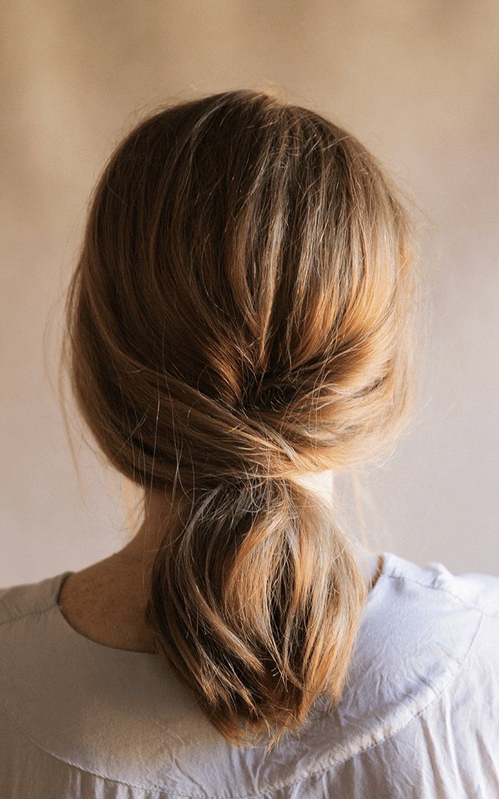The Best 5 Minute Easy Updo For The Holidays Say Yes Pictures