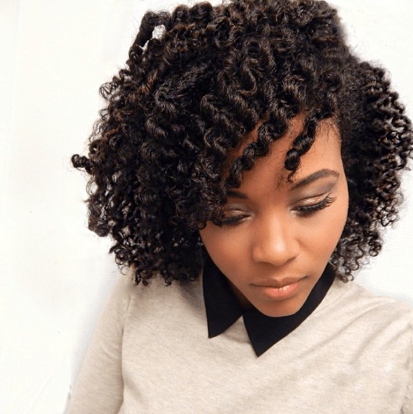 The Best Easy Natural Hairstyles For Transitioning Hair Pictures