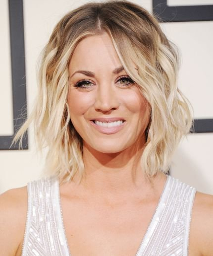 The Best Kaley Cuoco Blonde Hair Big Bang Theory New Season Pictures