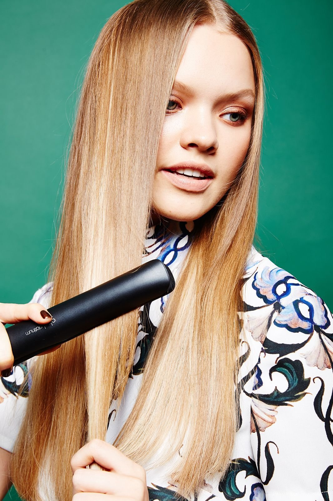 The Best Flat Iron Hairstyle Ideas Pictures
