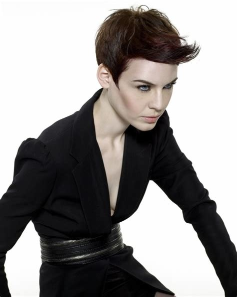The Best A Short Brown Hairstyle From The Mg Hairdressing Collection No 13139 Pictures