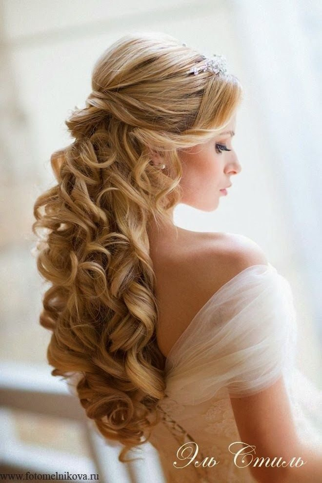 The Best 30 Wedding Hairstyles For Long Hair Pictures