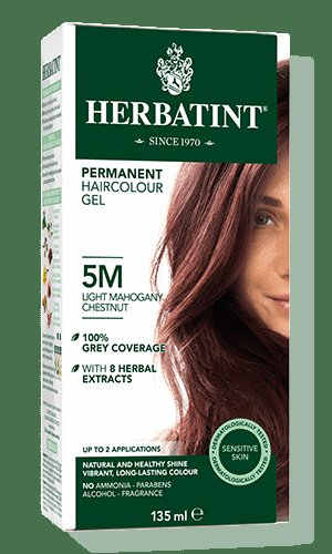 The Best Herbatint 4M Permanent Hair Color Mahogany Chestnut No Pictures