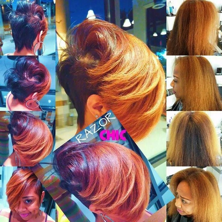 The Best 10 Razor Ch*Ck Of Atlanta Cuts To Die For Gallery Hair Pictures