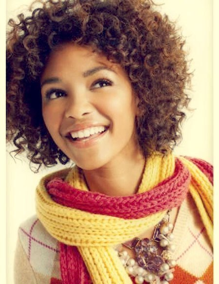 The Best 50 Best Short Curly Hairstyles For Black Women 2018 – Cruckers Pictures