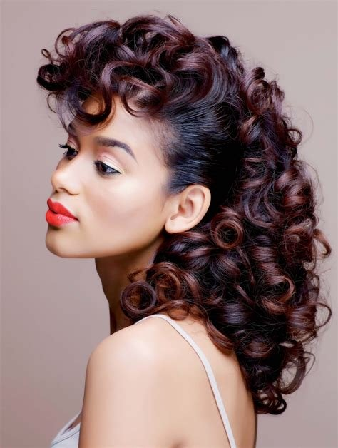 The Best African American Hairstyles Roller Set Pictures